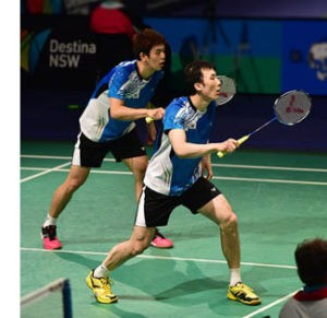 Badminton stance that every player should know (with pictures) Badminton Player Positions